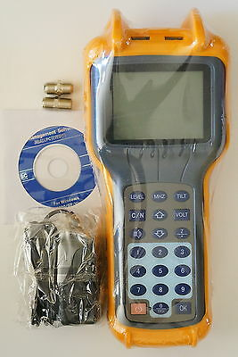 RY-S110D CATV CABLE TV HANDLE DIGITAL SIGNAL LEVEL METER DB TESTER 5~870MHz NEW