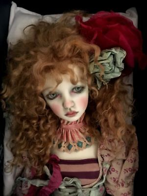 Dollstown Unfinished 2012 Amy Pale-Skin  Bjd Head Mold Only~ Brand New In Box