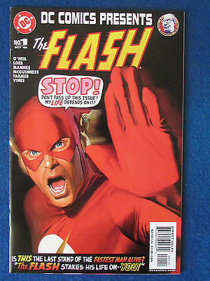 DC Comics - The Flash - Issue 1 - October 2004