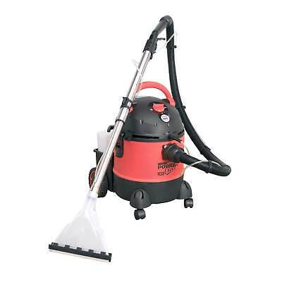 **USED** Sealey Valeting Machine Wet And Dry Hoover 20 Litres - 1250W / 230V