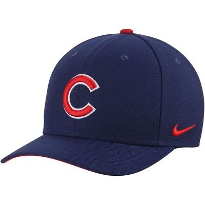 Chicago Cubs Nike Wool Classic Adjustable Performance Cap