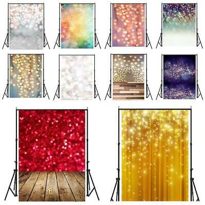 UK Haloes Sky Heart Photography Backdrops Studio Photo Prop Background 3x5/5x7ft