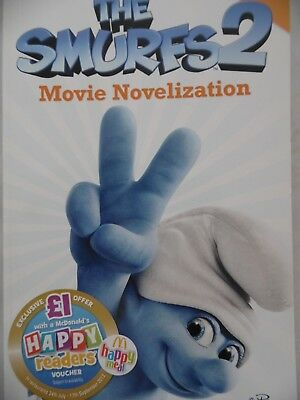 The smurfs 2 movie novelization wh smith excl j david stem the smurfs 2 movie novelization wh smith exclusive david ronn jay sche solutioingenieria Image collections