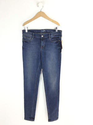 a86662a6b7f BNWT FRENCH CONNECTION Womens Vintage Wash Skin Tight Jeans Size 14 ...