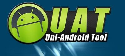Universal Android Tool(UAT) 1 year Activation instant