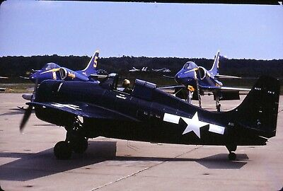 3 Slides For 1 Price F4F Wilcat, T-6 Texan & P35 Chino