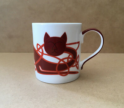 Wild Goose Studio: The Gift of Imagination 10 Oz Coffee Mug Cup Celtic Cat