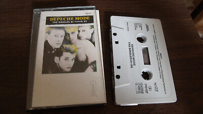 Depeche Mode - The Singles 81 - 85 (MC-k12-ow)