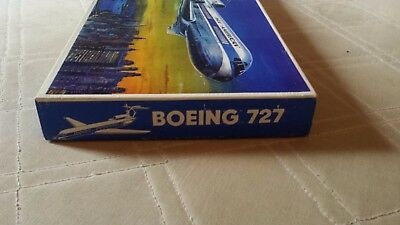 VEB Plasticar   Boeing 727 Pan Am  (1/100) Kir from the former GDR