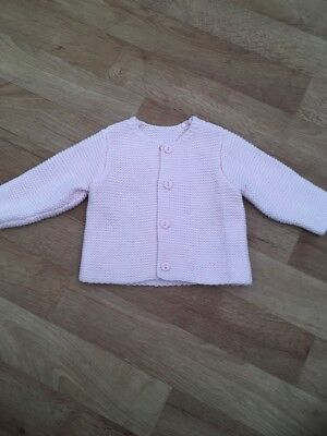 Baby Girls MOTHERCARE Cardigan Up To 1month