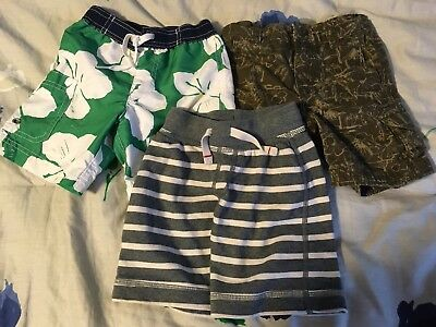 Toddler Boys Hanna Andersson Lot Size 90