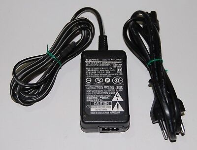 Sony Model Ac-L200B - Ac Power Adaptor - Original