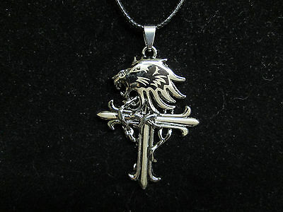 Final Fantasy 8 VIII Griever Necklace Pendant