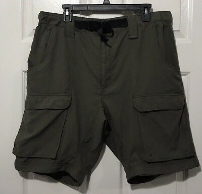 Boy Scout Shorts Uniform Cargo Size Men's Large Switchback