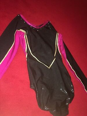 Turnanzug Leotard gymnastics XS AXS 164