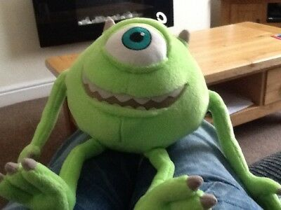 Monsters Inc Mike Soft Toy teddy