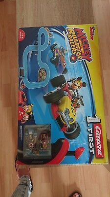 Carrera 20063012 - First Mickey and The Roadster Racers
