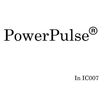 Registered Trademark   - PowerPulse - Int. Class 7