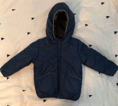 Zara Toddler Boys Jacket