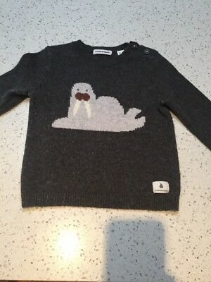 Country Road Boys Jumper Size 12-18 Months