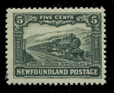 Newfoundland 167 SG 183 MNH F 5c Pictorial Is.- 3 [N3776]