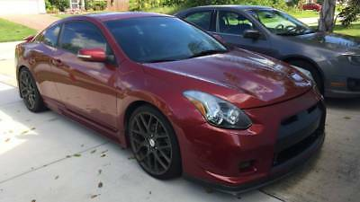 2013 Nissan Altima COUPE *** 2013 Nissan Altima Coupe   Red, Black   GT-R inspired kit   TSW   LOADED ***