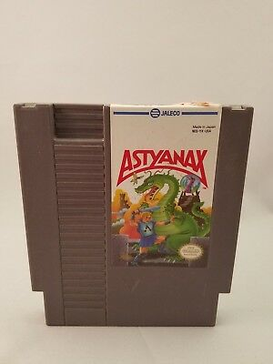 Astyanax (Nintendo Entertainment System, 1990) NES FAST SHIPPING! Jaleco