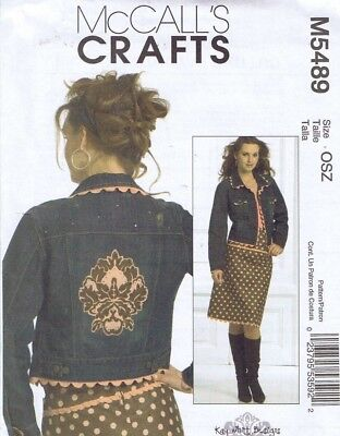 Lot 2 Mccalls Sewing Pattern Girls Tops Jacket Poncho Cape Size 2 4