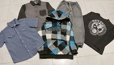 Boys Winter Clothing Bundle - Size 10 - Various Brands - Some New