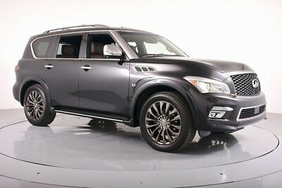QX80 Limited