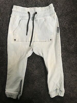 Adam and Yve - Denim Joggers - Size 3