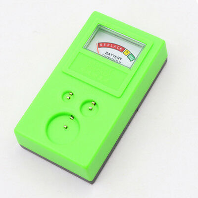 BL_ Universal 3V 1.55V AA/AAA Cell Button Battery Tester Checker Tool Accuracy H