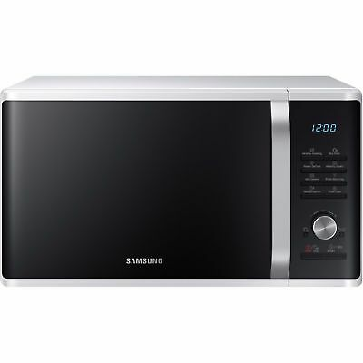 Samsung MS28J5255UW 28L 1000W Standard ET Microwave - White - 2 Year Guarantee