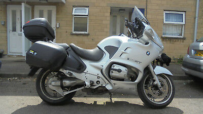 BMW 2003 R1150RT , 51,696 Miles £1,750 ovno