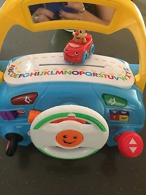Fisher Price Baby Toy Educational Working