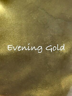 Mica Powder Colour Cosmetic Grade. Candles. Bath bombs. Soap. Evening Gold. 10g.
