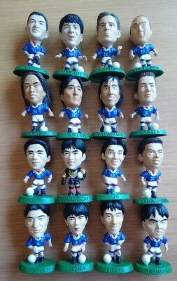 Very rare Japan National Team Corinthian Headliners - 16 loose in mint condition