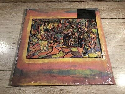 LP Camper Van Beethoven SAME US VINYL 1986 Pitch-A-Tent 02