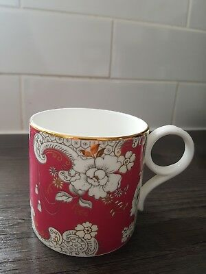 Wedgwood : Archive at Wedgwood Collection - Pink Rococo Mug from Harrods