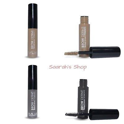 MUA Brow Define Tinted Eyebrow Mascara Gel Styling GimmeBrow Medium & Dark Brown