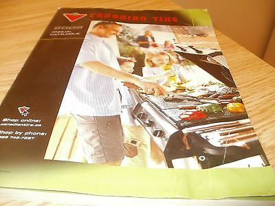 Vintage 2002 Canadian Tire Annual Catalog Free Shipping