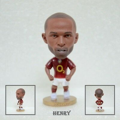 brand new 4a0f6 bc0c3 THIERRY HENRY MINI Action Figure 2.5