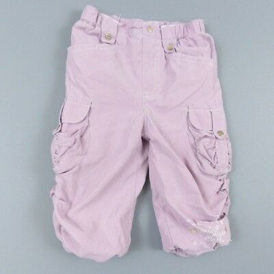 baby girl Trousers Autumn , Winter  Size 9-12 Months nc