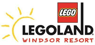 The Sun -two sets of Codes to book 4 x Tickets for Legoland