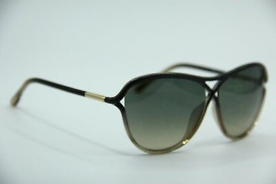 7652043d96 New Tom Ford Tf 183 20B Tabitha Brown Gradient Authentic Sunglasses W case  59-