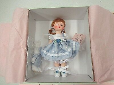 "Madame Alexander Collection ""Tea Time for Teddy"" Never out of Box ~ Rare Find"