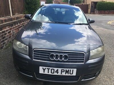 Audi A3 (Gearbox fault)