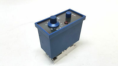 ATC 328 SERIES, TIME DELAY RELAY, 1 SEC - 10 HR, includes socket (see note)