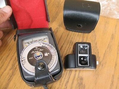 Gossen Luna Pro Light Meter w Variable Angle attachment - NoReserv