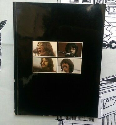 The Beatles - Get Back book 1969 Apple photographs